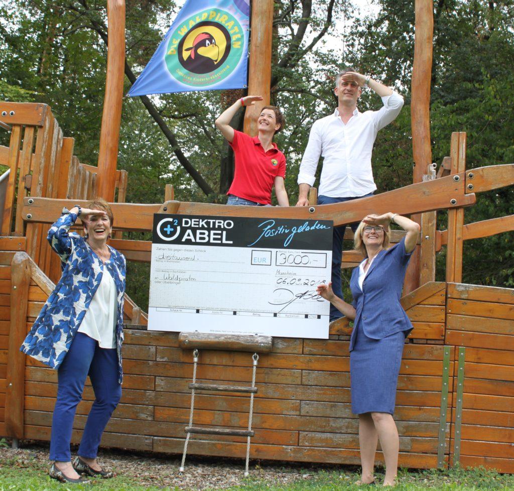 Waldpiraten Sponsoring 9869